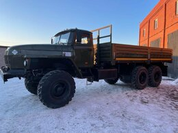 Спецтехника и навесное оборудование - Урал бортовой, 0