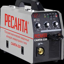 Сварочные аппараты - Сварочный аппарат ресанта саипа-220 (MIG/MAG), 0