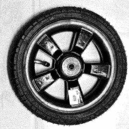 Обода и велосипедные колёса в сборе - TUTIS Колесо TAPU переднее, 0