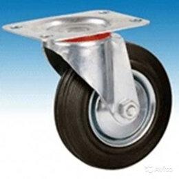 Грузоподъемное оборудование - Колеса промышленные поворотные, платформенное крепление, 0
