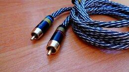 Кабели и разъемы - Межблочный кабель YYAUDIO  HI-FI, 0