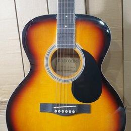 Акустические и классические гитары - Гитара Colombo акустическая, 0