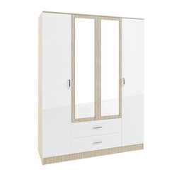 """Шкафы, стенки, гарнитуры - Шкаф четырехстворчатый """"Софи"""", 0"""