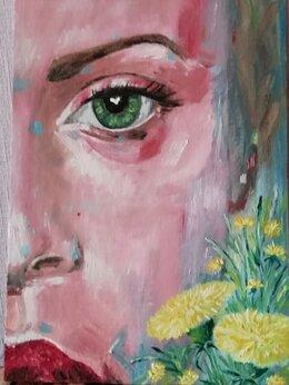 """Картины, постеры, гобелены, панно - картина маслом """"Гармония"""", 0"""