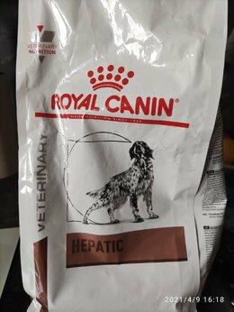 Корма  - Сухой корм для собак Royal Canin Hepatic-300 г, 0