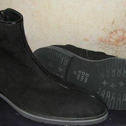 Ботинки - Ботинки зима Турция р.42 Нат. замша + нат.мех, 0