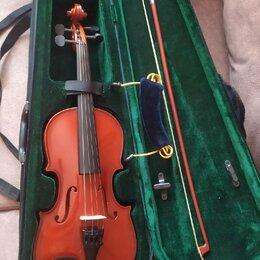 Смычковые инструменты - Скрипка 1/2. Б/у, 0