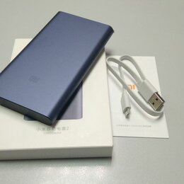 Аккумуляторы - Внешний аккумулятор Xiaomi Mi 10000 mAh оригинал, 0
