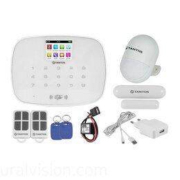 Системы Умный дом - Готовые комплекты домофонов Tantos Комплект радиоканальной GSM сигнализации с..., 0