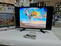 Телевизоры - Телевизор  Econ EX-24HT003B новый, 0