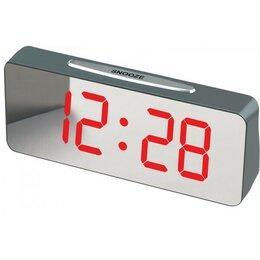 Наручные часы - Часы электронные зеркало  763Y-1 USB (красные…, 0