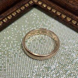 Кольца и перстни - Кольцо обручальное, 0