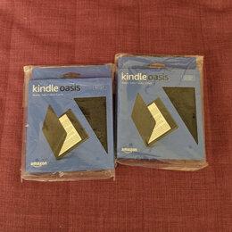 Запчасти и аксессуары для электронных книг - Чехол для Amazon Kindle Oasis, 0