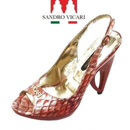 """Босоножки - !!! ИТАЛЬЯНСКАЯ обувь по цене китайской !!! Женские босоножки """"Sandro Vicari"""", 0"""