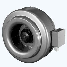 Вентиляторы - Вентилятор канальный ВКК 100М, 0
