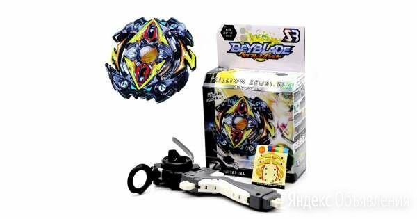 Волчок Бейблейд Beyblade zillion zeusi S3 B59 (Z) по цене 390₽ - Игрушки-антистресс, фото 0