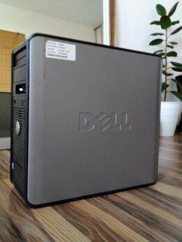 Настольные компьютеры - Компьютер Dell Optiplex 780, 0