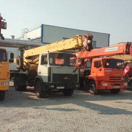 Спецтехника и навесное оборудование - Услуги автокранов, 0