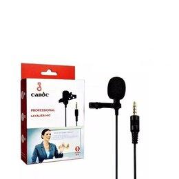 Микрофоны - Петличный микрофон Lavalier MicroPhone JH-043, 0