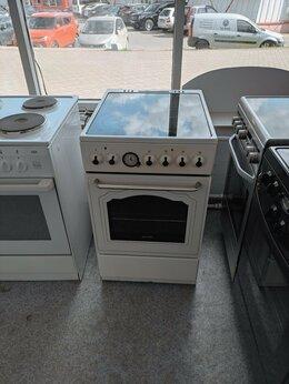 Плиты и варочные панели - 50см керамика электрическая плита ретро GORENJE, 0