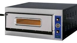 Жарочные и пекарские шкафы - Печь для пиццы WLBake WellPizza Basic 6M, 0