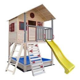 Игровые и спортивные комплексы и горки - Детский уличный комплекс DFC DKW298, 0