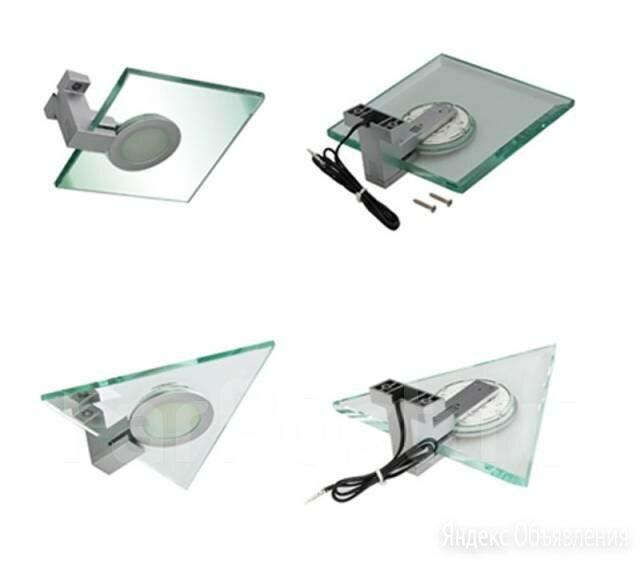 Светильник накладной для кухни стеклянный с фазкой. по цене 250₽ - Ночники и декоративные светильники, фото 0