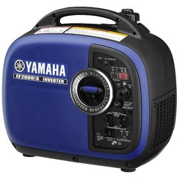 Электрогенераторы - Инверторный генератор Yamaha EF2000iS, 0