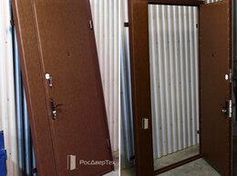 Входные двери - Тамбурная входная дверь металлическая под разме, 0