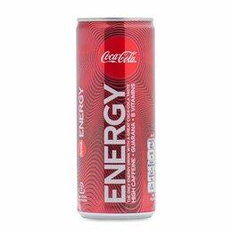 Очищение и снятие макияжа - Газированная вода Кока кола Energy 0.25 л, 0