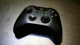 Рули, джойстики, геймпады - Геймпад Microsoft Xbox One + адаптер, 0