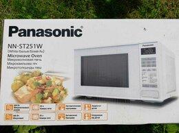Микроволновые печи - Микроволновая печь Panasonic  NN-ST251W , 0