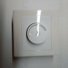 Электроустановочные изделия - Диммер, 0