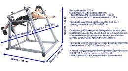 Другие тренажеры - Тренажёр Ахметова для спины без лекарств…, 0