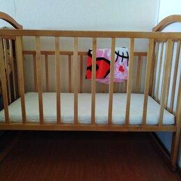 Кроватки - Кроватка, матрас и бортики, 0