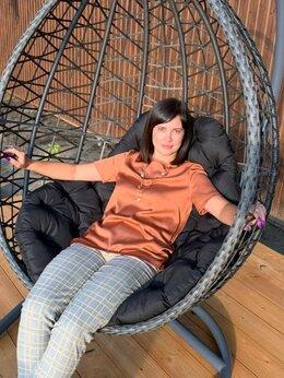 Подвесные кресла - Подвесное кресло, кресло-кокон , кресло из ротанга, 0