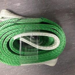 Грузоподъемное оборудование - Грузоподъемный текстильный строп СТП  2 т 6 м, 0