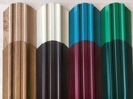Заборчики, сетки и бордюрные ленты - Металлический евроштакетник, 0