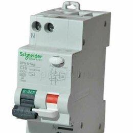 Защитная автоматика - Узо SE Multi 9 DPN N дифференциальный выключатель, 0