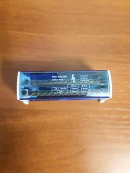 """Электрические щиты и комплектующие - Шина """"N"""" нулевая на DIN-рейку в корпусе…, 0"""