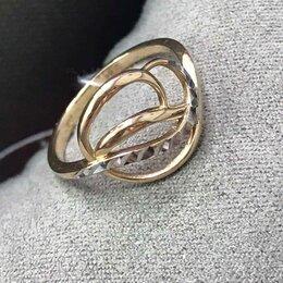 Комплекты - Кольцо золото 585, 0