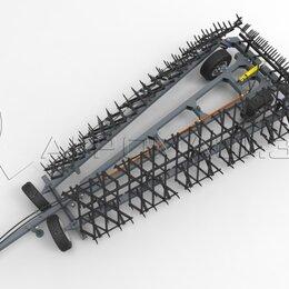 Спецтехника и навесное оборудование - БГЗ Сцепка гидрофицированная односледные для зубовых борон от 10 до 25 м., 0