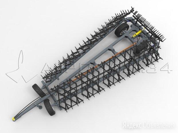БГЗ Сцепка гидрофицированная односледные для зубовых борон от 10 до 25 м. по цене 514855₽ - Спецтехника и навесное оборудование, фото 0