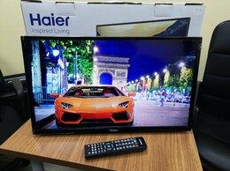 Телевизоры - Телевизор 24'' Haier LE24K6000S с цифрой, 0
