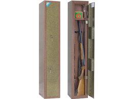 Сейфы - Сейф оружейный OSH-1 (2 ствола), 0