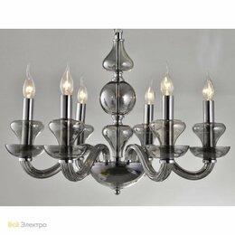 Люстры и потолочные светильники - Подвесная люстра Newport 1906/S fume, 0