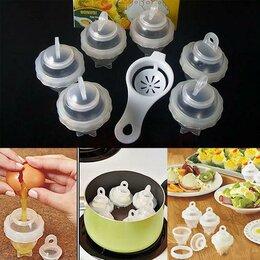 Аксессуары для готовки - форма для приготовления яиц пашот, 0
