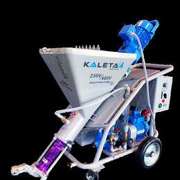 Инструменты для нанесения строительных смесей - Штукатурная станция KALETA 4 (220/380B) MULTIVOLTAGE, 0