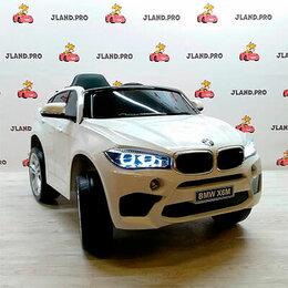 Автосервис и подбор автомобиля - RiverToys Автомобиль BMW X6M JJ2199, 0