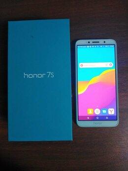 Мобильные телефоны - Смартфон Honor 7S 1/16Gb, 0